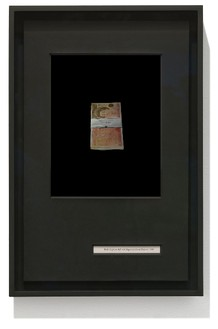 Taryn Simon, Birds of the West Indies I, 1999 Archival inkjet print in boxed mat and aluminum frame, 15 11/16 × 10 7/16 inches (39.8 × 26.5 cm)© 2013 Taryn Simon