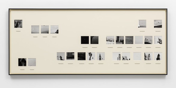 Taryn Simon, United Kingdom, 2014 Archival inkjet prints in boxed mat and aluminum frame, 39 ⅞ × 94 ⅞ inches (101.3 × 241 cm)© 2014 Taryn Simon
