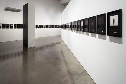 Installation view Photo by Fredrik Nilsen