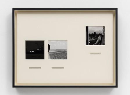 Taryn Simon, Bahamas, 2014 Archival inkjet prints in boxed mats and aluminum frames, 19 ¾ × 26 ⅛ inches (50.2 × 66.4 cm)© 2014 Taryn Simon