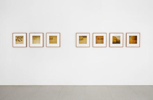 Installation view Artwork © Nicola Del Roscio Foundation. Photo: Stuart Burford