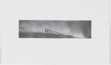 Ed Ruscha: Prints and Photographs, Paris