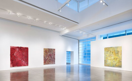 Installation view, photo by Douglas M. Parker Studio