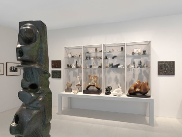 Henry Moore: Wunderkammer—Origin of Forms, Davies Street, London