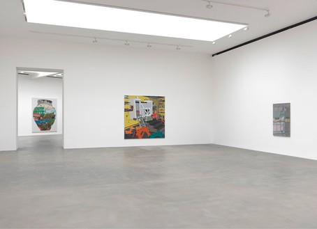 Installation view, photo by Mike Bruce