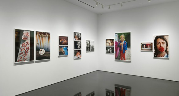 Installation view Artworks © Mary McCartneyArtworks © Paul McCartney, photo by Rob McKeever