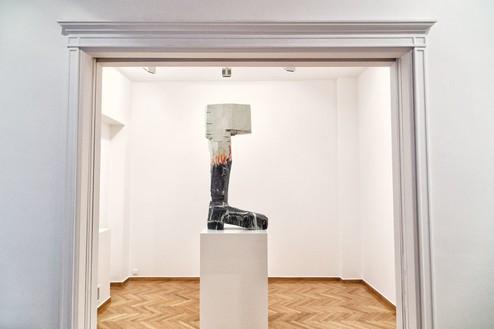 Installation view Artwork © Georg Baselitz. Photo: Silia Psychi