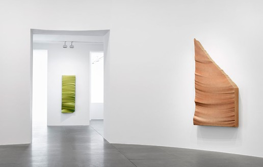 Installation view, photo by Matteo D'Eletto