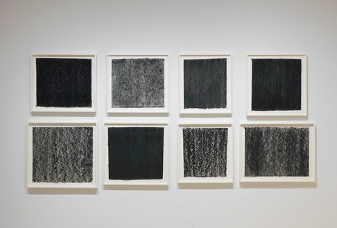 Installation view Artwork © Richard Serra. Photo: Rob McKeever