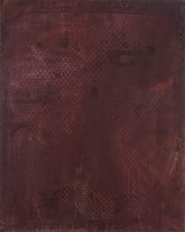 Rudolf Stingel, Untitled, 2012 Oil and enamel on canvas, 95 × 76 inches (241.3 × 193 cm)© Rudolf Stingel. Photo: Tom Powel Imaging