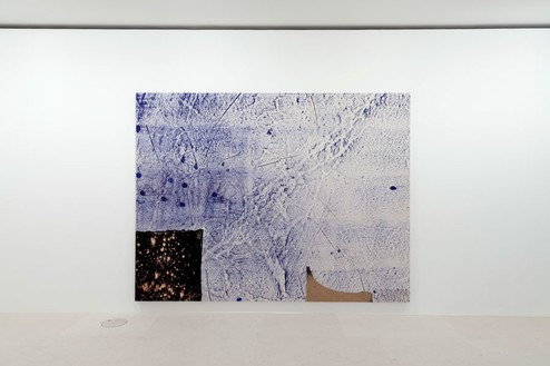 Installation view at Gagosian Gallery Rue de Ponthieu, Paris Artwork © Sterling Ruby