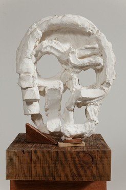 Thomas Houseago: The Medusa and Other Heads, Park & 75, New York