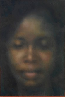 Y. Z. Kami, Ava, 2013–14 Oil on linen, 108 × 72 inches (274.3 × 182.9 cm)Photo by Rob McKeever