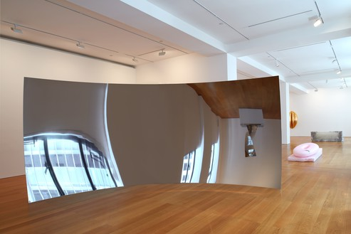 Installation view Artworks © Anish Kapoor