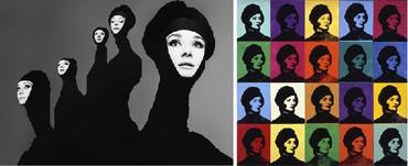 Avedon Warhol, Britannia Street, London