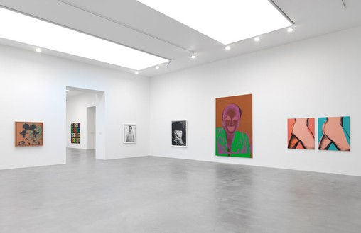 Installation view All Richard Avedon artworks © The Richard Avedon FoundationAll Andy Warhol artworks © 2016 The Andy Warhol Foundaiton for the Visual Arts, Inc. / Artists Rights Society (ARS), New York, photo by Mike Bruce