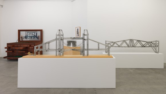 Installation view Artwork © Chris Burden. Courtesy the Chris Burden Studio. Photo: Rob McKeever