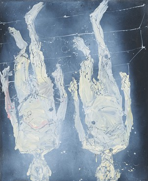 Georg Baselitz: Jumping Over My Shadow, West 21st Street, New York