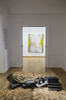 Installation view, photo by Silia Psychi