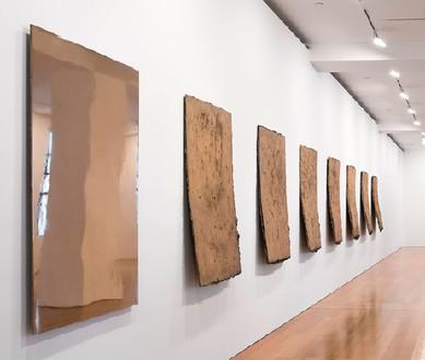 Giuseppe Penone, Riflesso del bronzo, 2004 Bronze, Dimensions variable© Archivo Penone