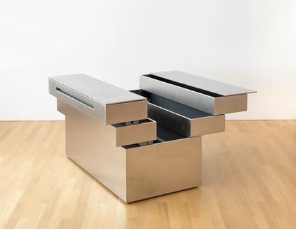 Jean Nouvel, Boite à outil, 2011 AP 1, 24 13/16 × 47 ¼ × 25 9/16 inches (63 × 120 × 65 cm)© Jean Nouvel Design, photo by Mike Bruce
