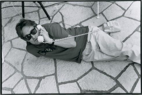 Jean Pigozzi, Michael Douglas, 1990, 1990 Archival pigment print, 20 × 24 inches unframed (50.8 × 61 cm), edition of 15 + 3 APs© Jean Pigozzi
