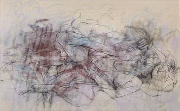 Jenny Saville, Ebb and Flow, 2015