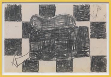 Joe Bradley: Forty Four Drawings, Eden Rock—St. Barths