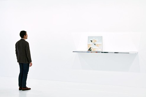 Installation view, photo by Thomas Lannes