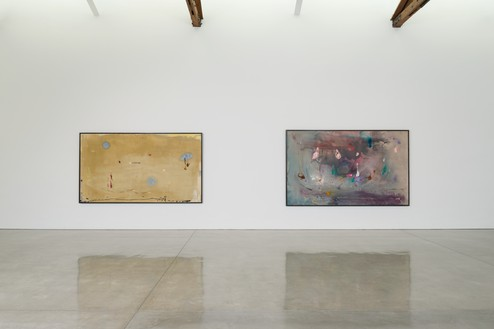 Installation view Artwork © 2016 Helen Frankenthaler Foundation, Inc./Artists Rights Society (ARS), New York. Photo: Jeff McLane