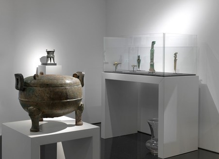 In collaboration with Gisèle Croës Installation view, photo by Rob McKeever