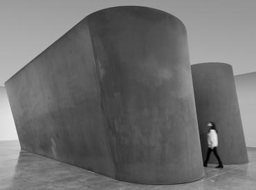 Richard Serra: NJ-1, West 21st Street, New York