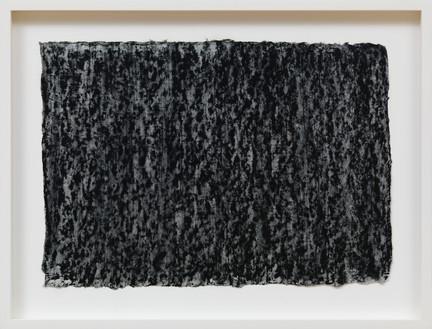 Richard Serra, Ramble 1–5, 2015 Litho crayon and pastel powder on paper, 13 ¼ × 18 ¾ inches (33.7 × 47.6 cm)© Richard Serra/Artists Rights Society (ARS), New York. Photo: Rob McKeever