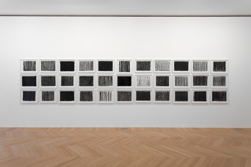 Installation view Artwork © Richard Serra/Artists Rights Society (ARS), New York. Photo: Zarko Vijatovic