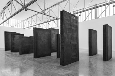 Richard Serra: Above Below Betwixt Between, Every Which Way, Silence (For John Cage), Through, West 24th Street, New York