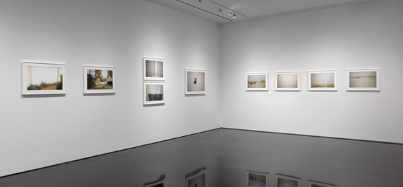 Installation view Artworks © Sally Mann, photo by Rob McKeever