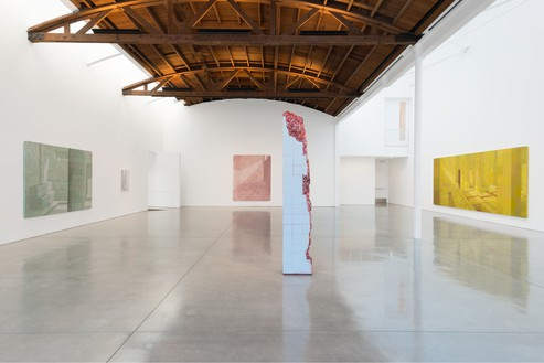 Installation view Artwork © Adriana Varejão. Photo: Jeff McLane