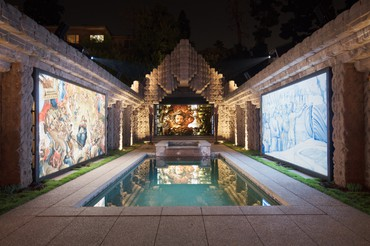 Adriana Varejão: Transbarroco, The Sowden House, Los Angeles