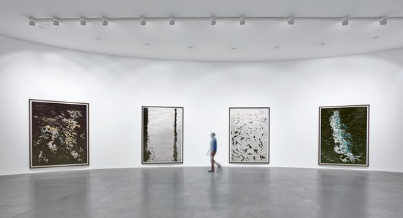 Installation view Artwork © Andreas Gursky/SIAE, Italy. Photo: Matteo D'Eletto