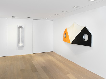 Installation view Artwork © Blair Thurman. Photo: Annik Wetter