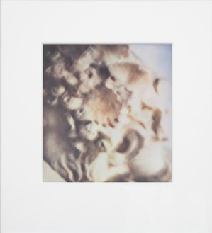 Cy Twombly Dionysus (Rome), 1984/1991 Portfolio of 1 dry-ink photograph, 11 ⅝ × 10 ⅞ inches (29.5 × 27.5 cm), AP 2/2© Nicola Del Roscio Foundation