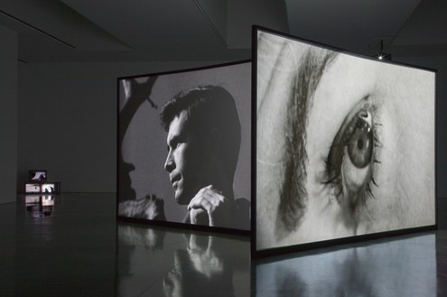 Installation view Artwork © Studio lost but found/VG Bild-Kunst, Bonn 2017. Psycho, 1960, USA, directed and produced by Alfred Hitchcock, distributed by Paramount Pictures © Universal City Studios