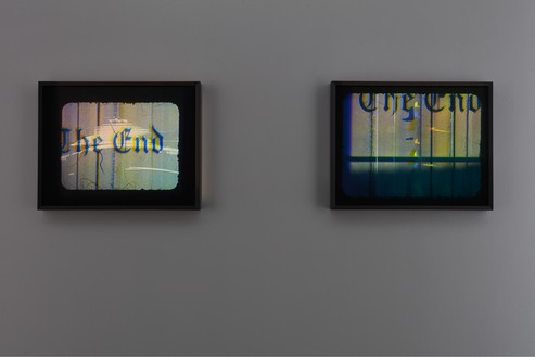 Installation view Artwork © Ed Ruscha. Photo: Johnna Arnold