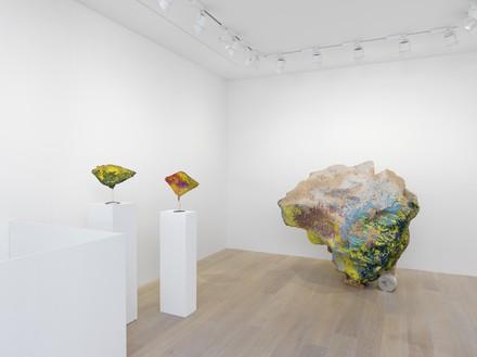 Installation view Artwork © Franz West Privatstiftung. Photo: Annik Wetter