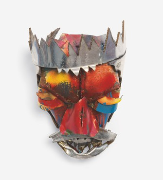 John Chamberlain: Masks, 980 Madison Avenue, New York