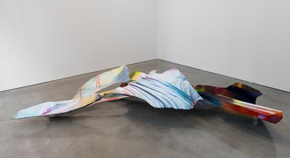 Installation view Artwork © Katharina Grosse und VG Bild-Kunst Bonn, 2017. Photo: Rob McKeever