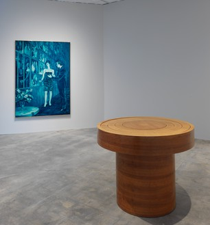 Installation view Artwork © Mark Tansey. Photo: Rob McKeever