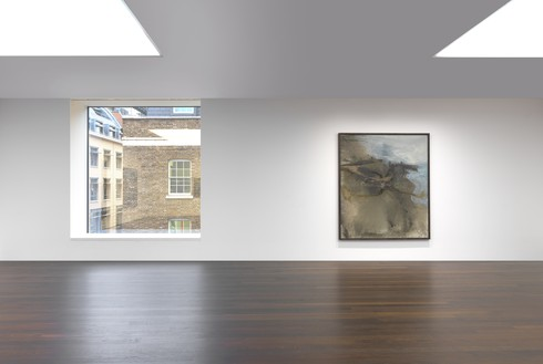 Installation view Artwork © The Estate of Michael Andrews. Courtesy James Hyman Gallery, London. Photo: Mike Bruce