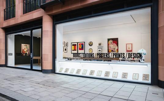 Installation view Photo: Lucy Dawkins