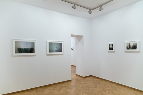 Installation view Artwork © Sally Mann. Photo: Celia Psychi